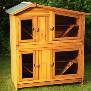 Outdoor Rabbit Hutch Outback Apartment