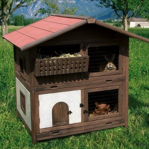 Rabbit Hutch Kerbl Alpine Hutch Tyrol