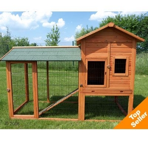 Large Rabbit Hutch Outback Deluxe