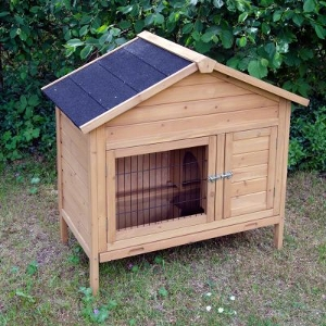 Rabbit Hutch Vivienda One Storey Hutch